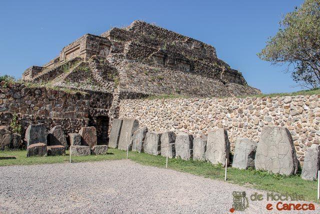 Templo de los Danzantes