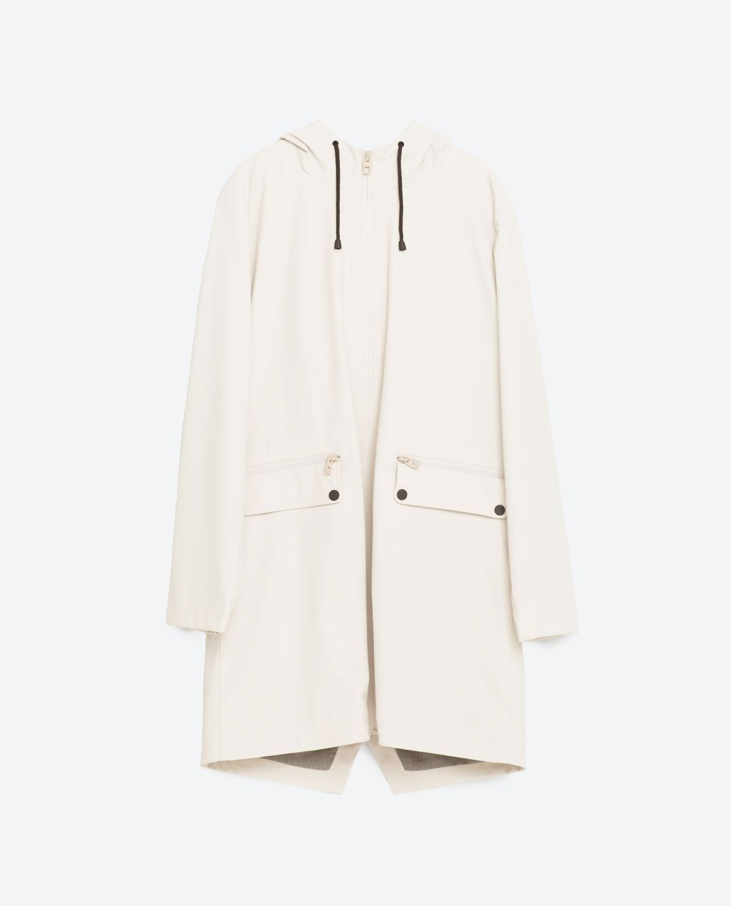 d40d0e878 Image 8 of WATER REPELLENT RAINCOAT from Zara   T H R E A D S ...