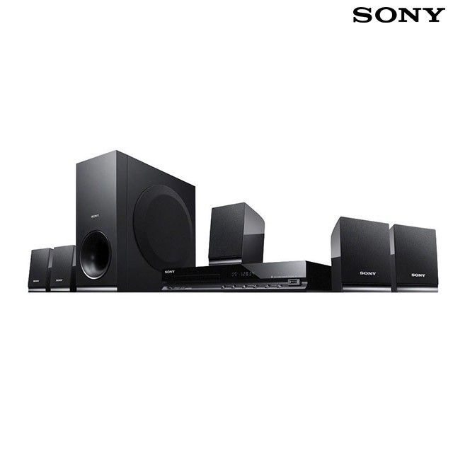 Sony 5.1-Channel Home Theater Surround Sound System & DVD Player
