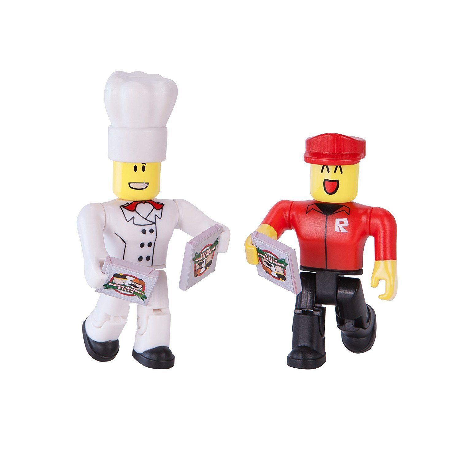Roblox Work At A Pizza Place Playset Amazon Co Uk Toys Games