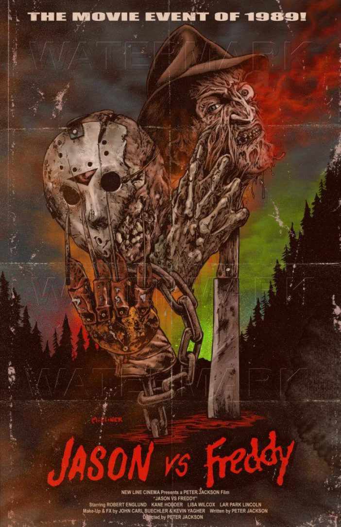 What If Freddy vs Jason Was Made in the 1980s (and didn't suck)