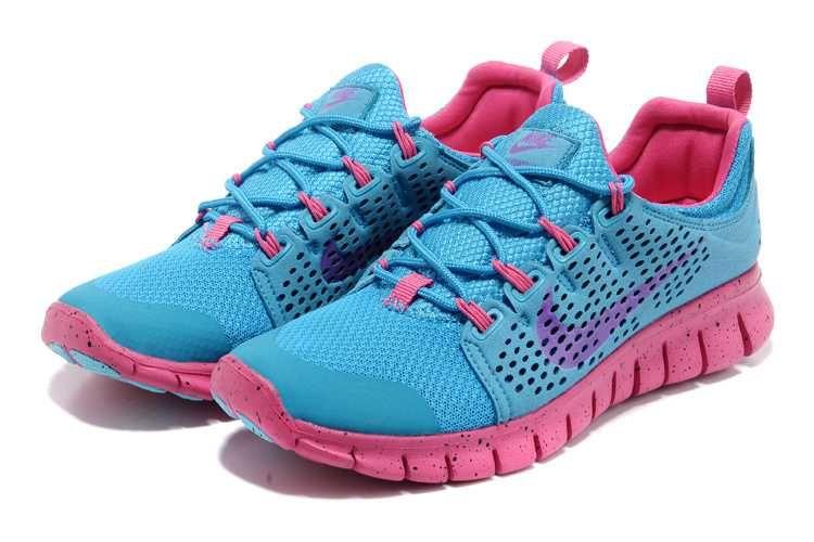 brand new 38e52 01423 1479   Nike Free Powerlines Ii Dam Light Rosa Blå Rosa SE305911JAQvANdIk