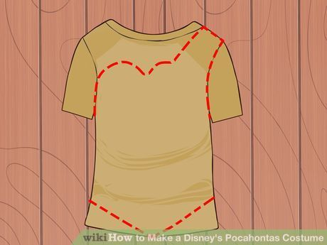 Make A Disney S Pocahontas Costume Pocahontas Costume