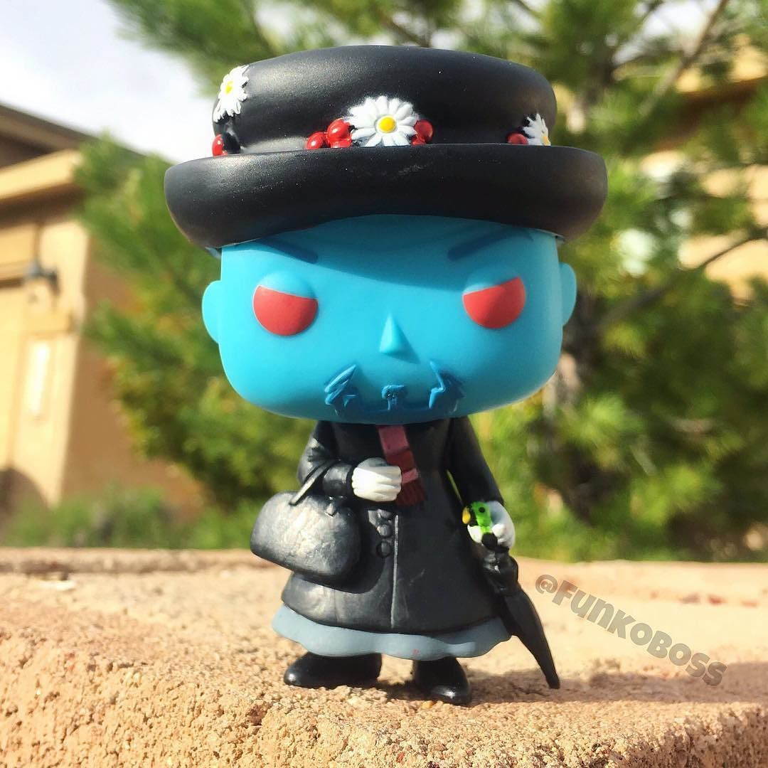 Custom Yondu Mary Poppins Funko Pop Figure Avengers