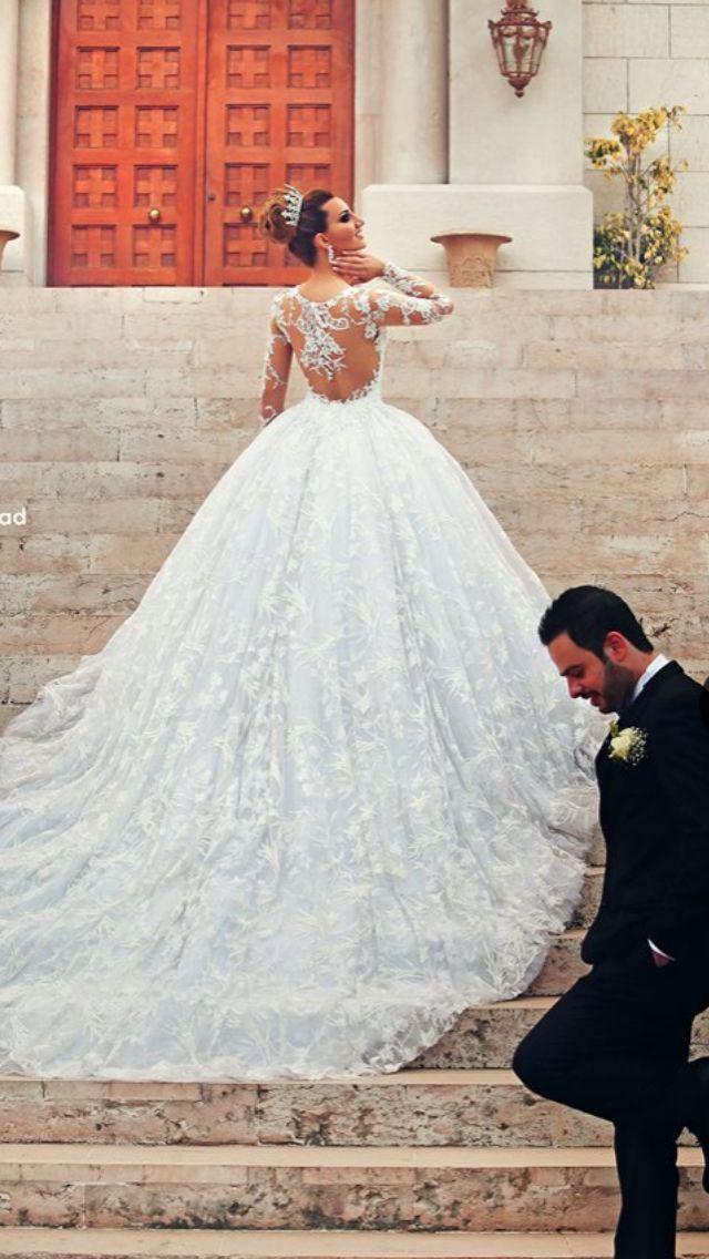 Ball Gown Wedding Dress Princess