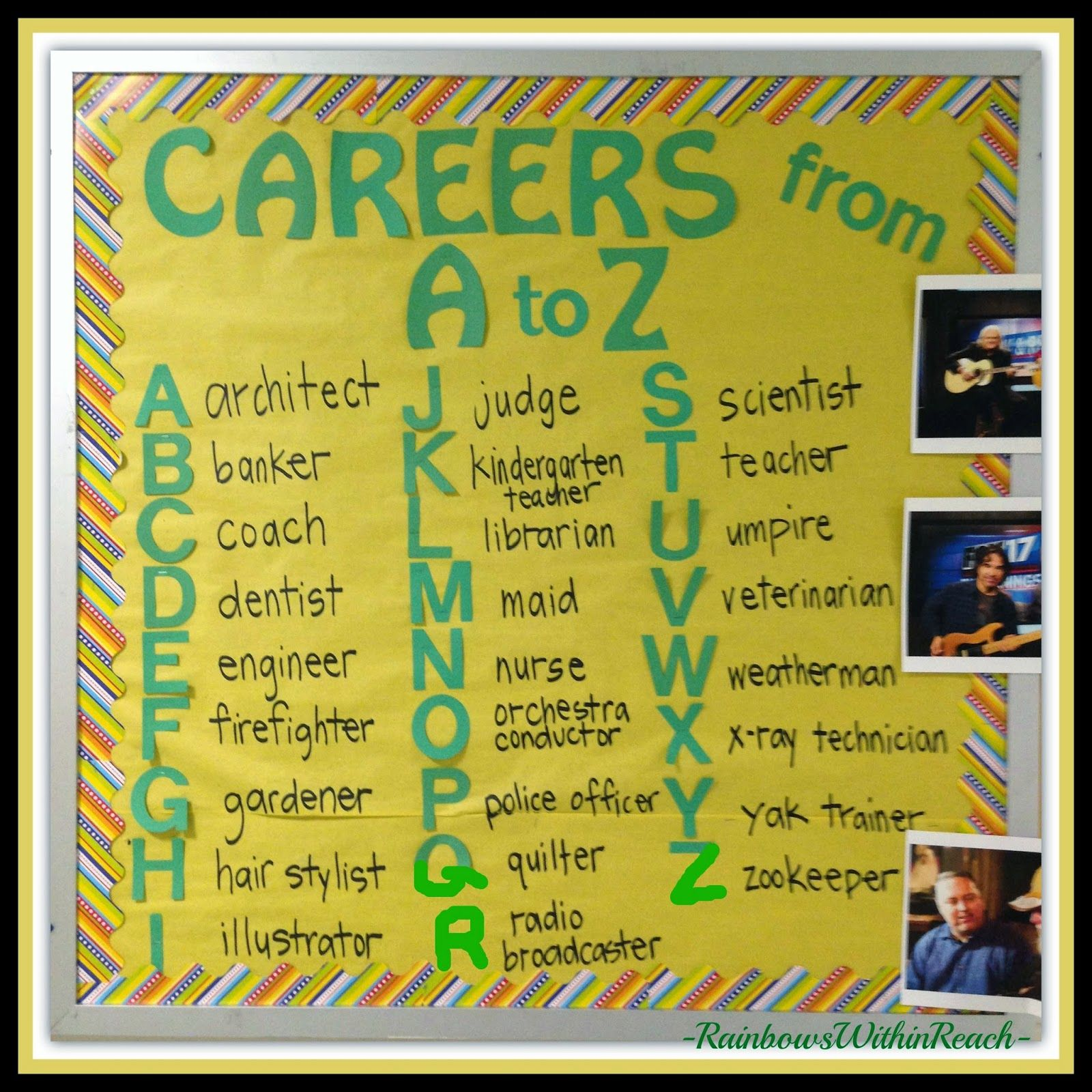 Careers: End Of The Year Bulletin Boards And Decorated Doors