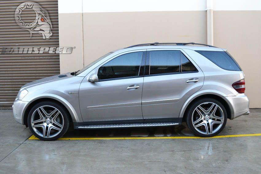 Mercedes Ml63 Amg Wheels Rims Ramspeed 850 567