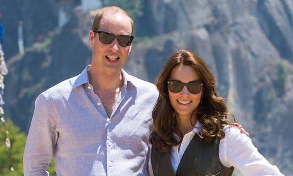 William & Catherine ~ Bhutan ~ 15.04.2016.