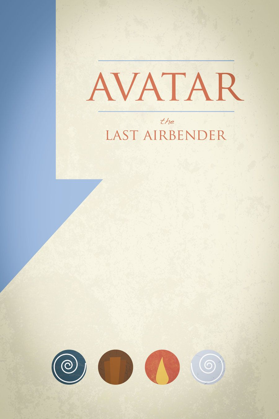 Minimalist Avatar The Last Airbender Poster By Enlou The Last Airbender Avatar The Last Airbender Avatar Movie