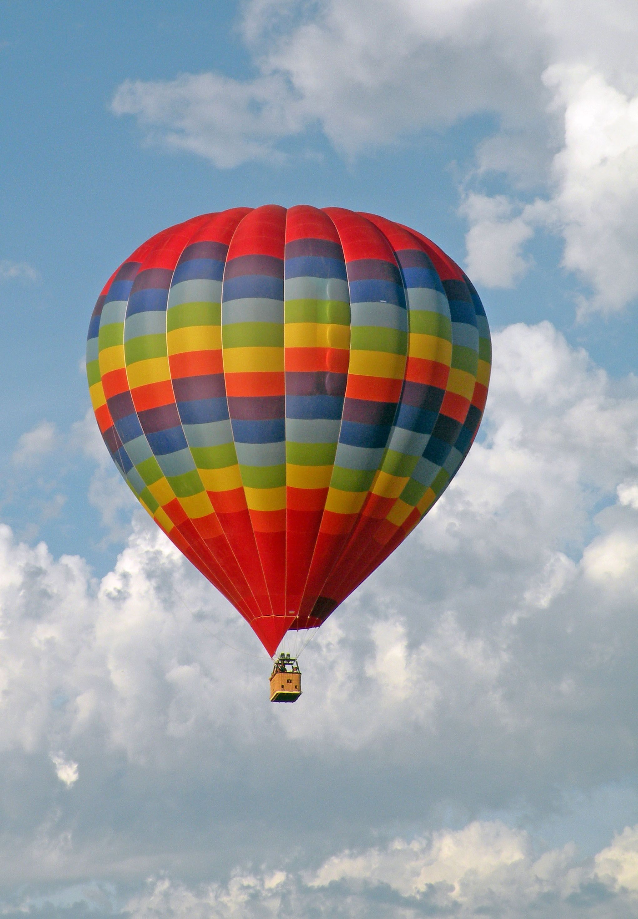 Hot Air Balloons over Temecula Valley Wine Country