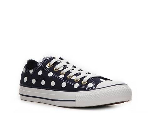 dbf92dd09227 Just got these for baby girl and I am in love! Converse Polka Dot Sneaker