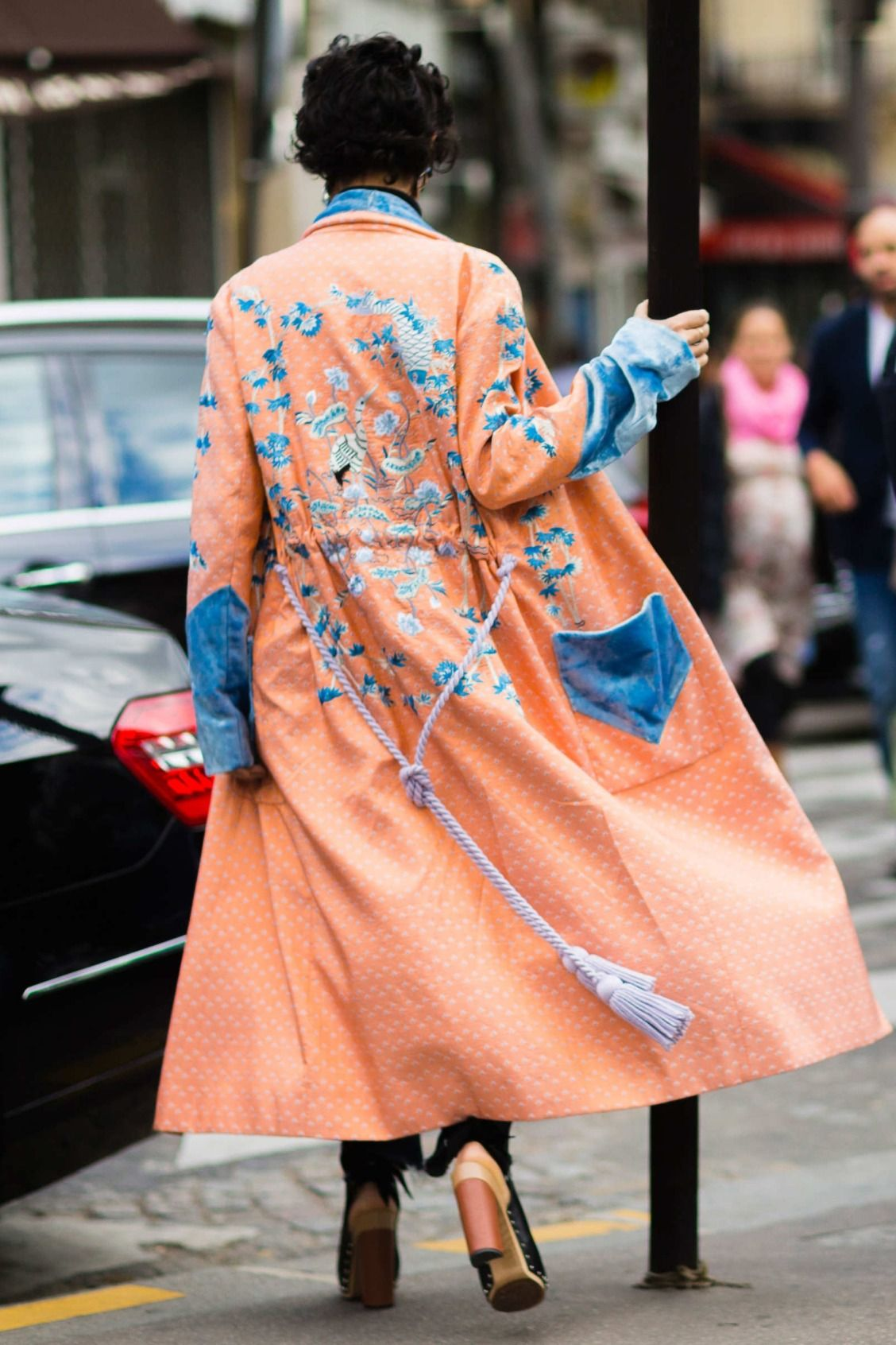 Photo of More of the Best Street Style From Paris Fashion Week