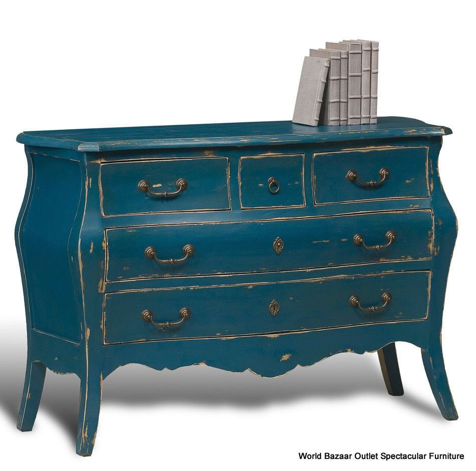 distressed blue furniture. 50\ Distressed Blue Furniture