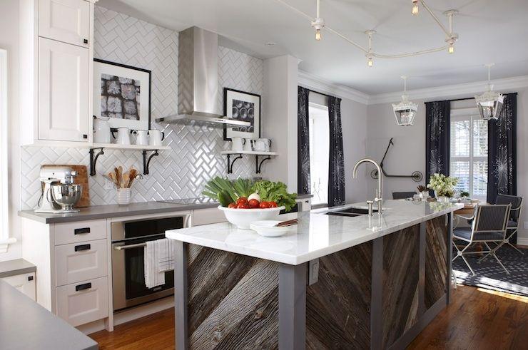 mennonite kitchen decorating | Sarah Richardson Design - kitchens - Para Paints - Mennonite Grey ...