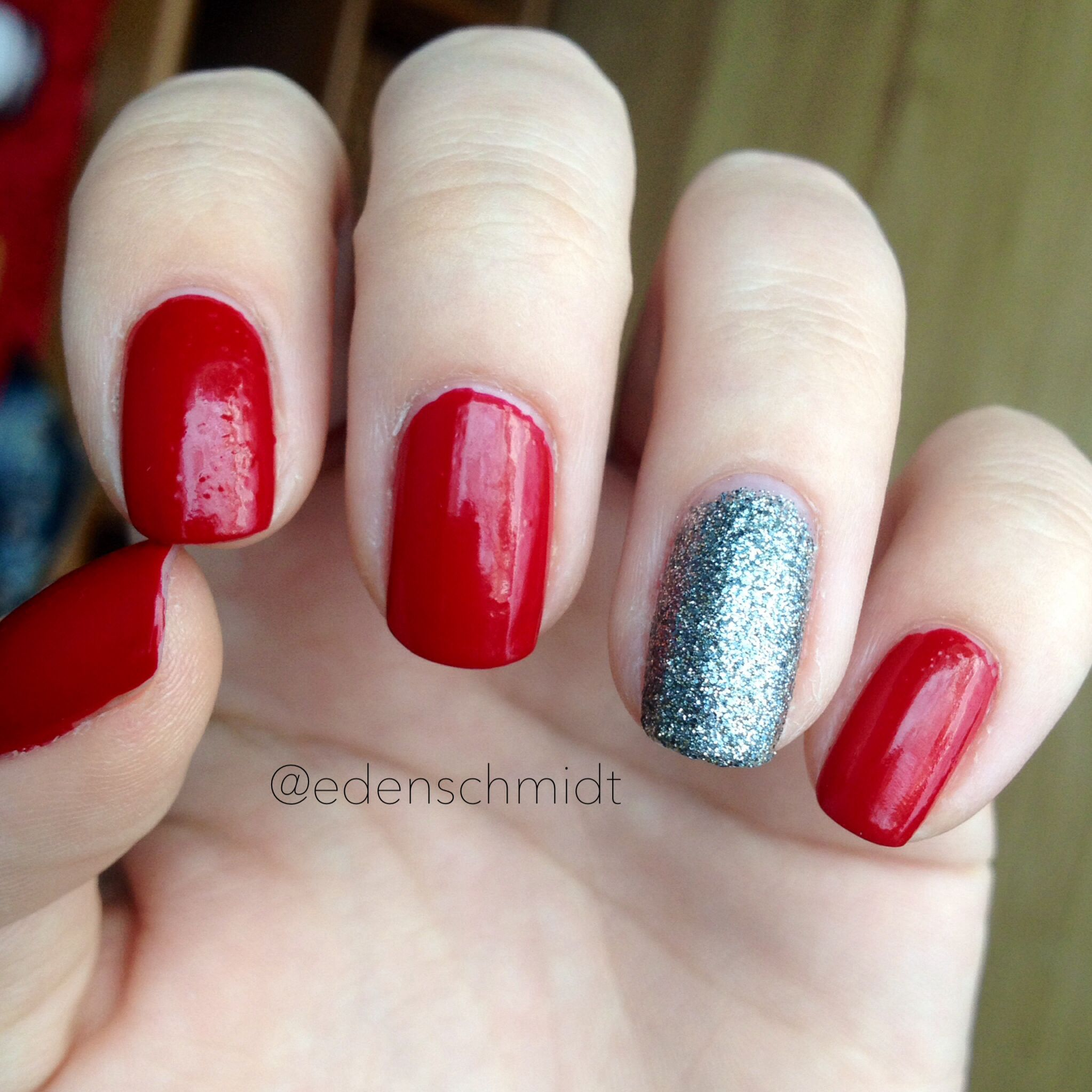 china glaze china rouge and essie ignite the night. Could be pretty ...
