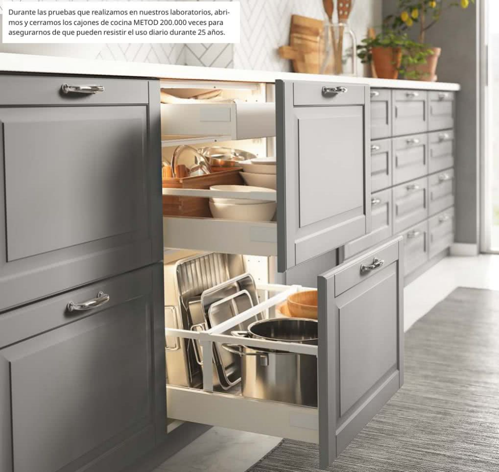 Cocinas Ikea 2020 2019 Todas Las Imagenes Y Precios Brico Y Deco Kitchen Design Small Ikea Kitchen Kitchen Design