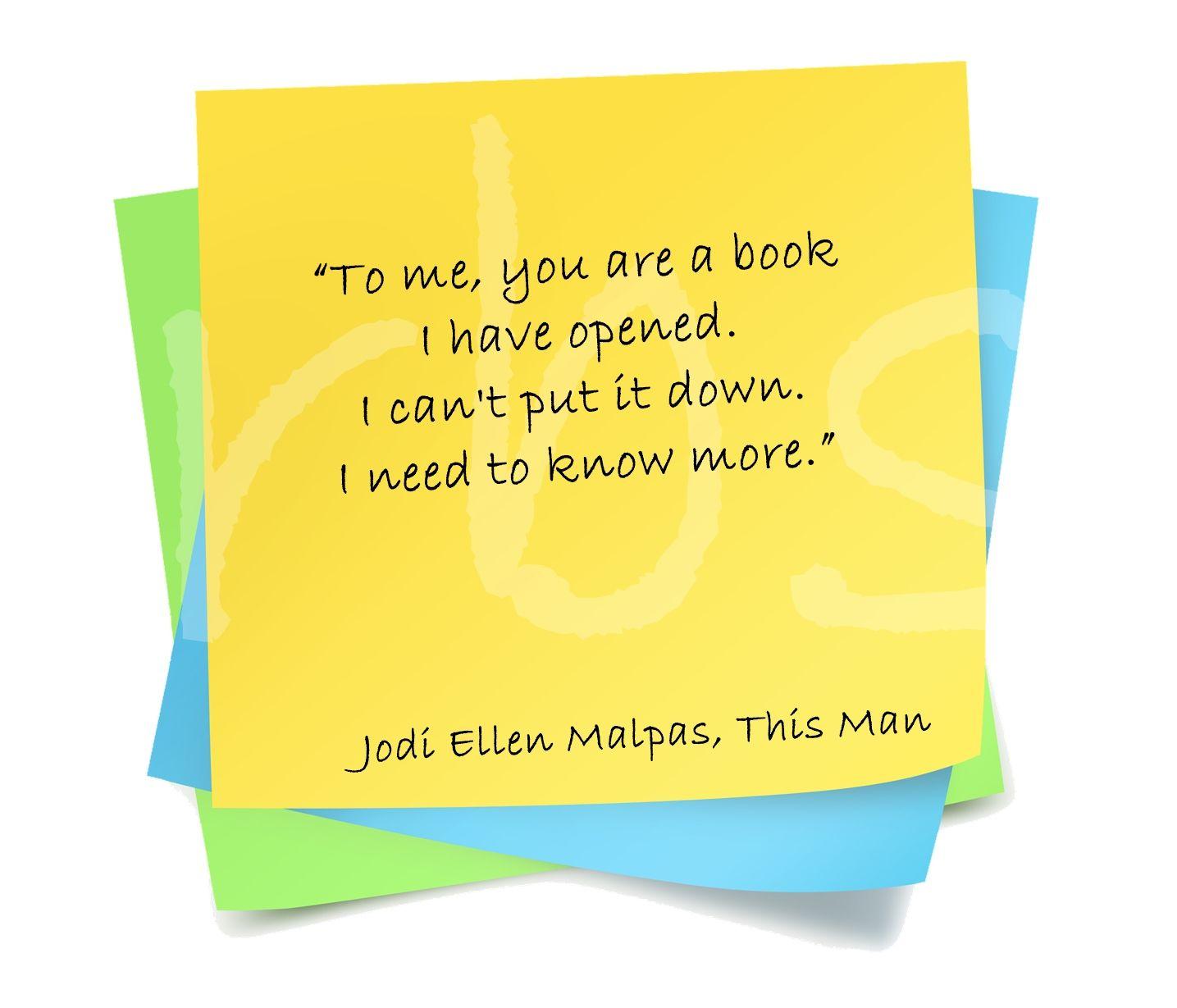 4 This Man By Jodi Ellen Malpas Quotes Goodreads Thisman Jodiellenmalpas Centraljessecloudnine Goodreads Reading Challenge Reading Challenge 2016 E Book
