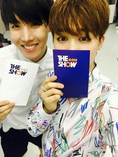 BTS | JHOPE and JIMIN