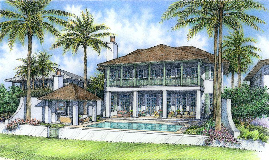 Barth Construction - Plan B - Windsor Vero Beach, Florida ...