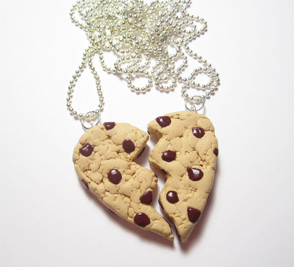 19 insanely cute snackthemed necklaces for true bffs
