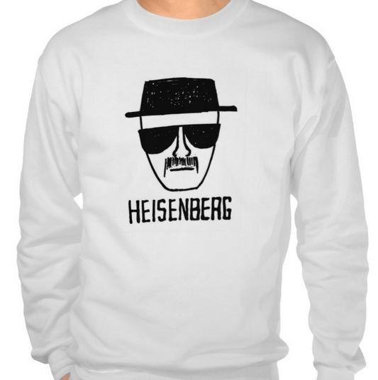 Heisenberg Breaking Bad Walter White I am the Danger by CTFUShirts, $26.95