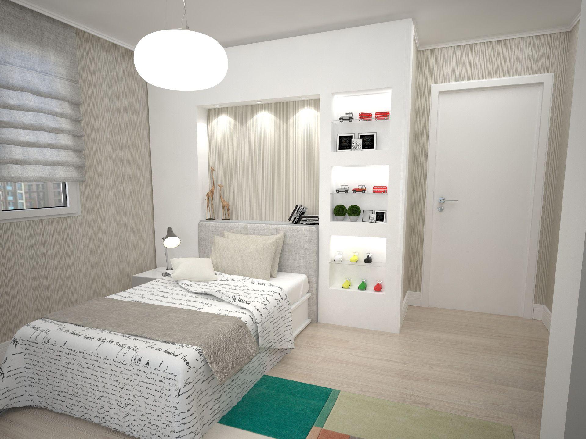 Genc Odasi Tasarimi Bf Ic Mimarlik Bedroom Design
