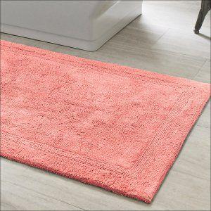 Coral Color Bathroom Rugs.Best Coral Color Bathroom Rugs Carpet Area Rugs In 2019 Bathroom