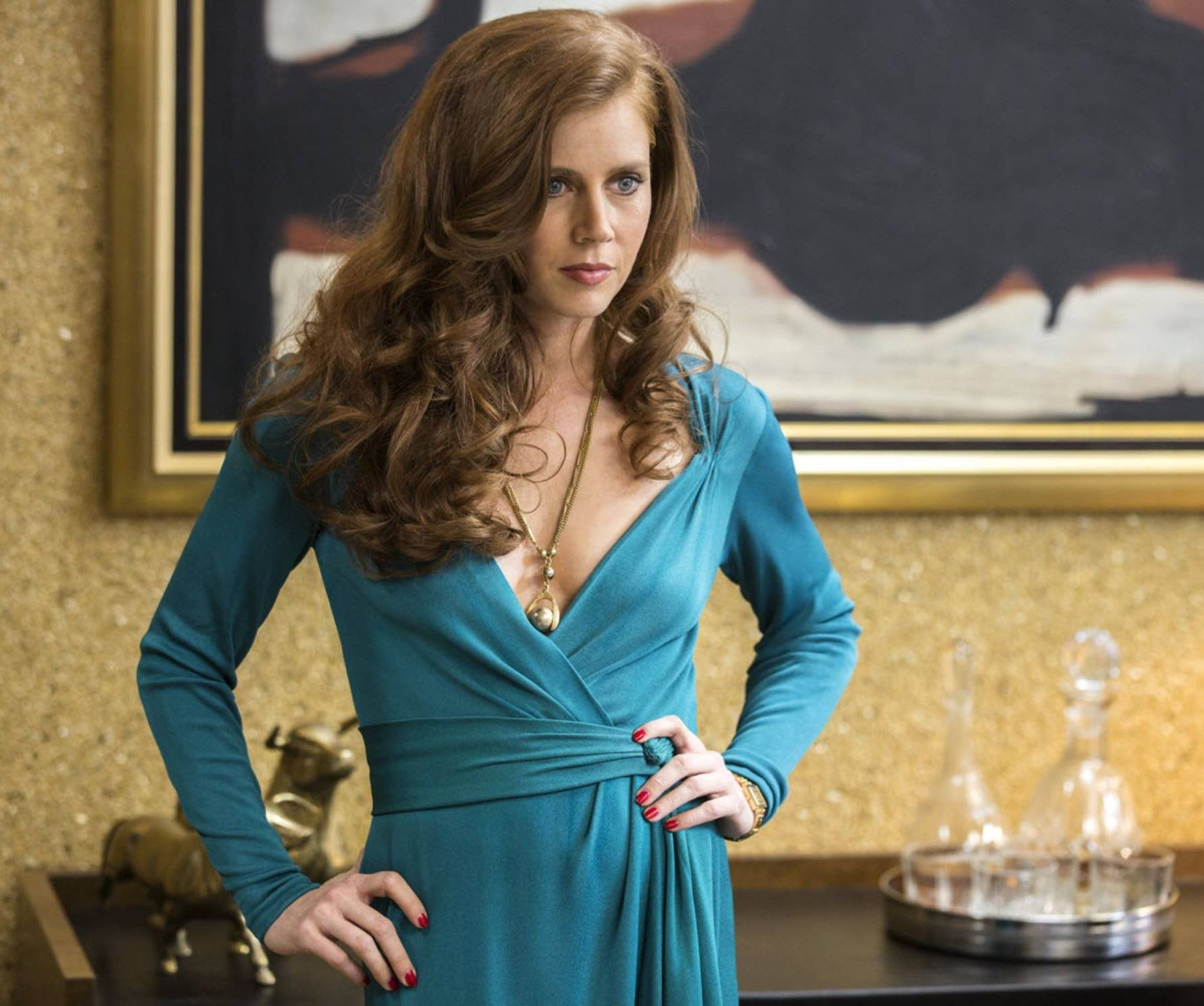Amy Adams American Hustle Nude amy adams' necklace - american hustle | american hustle