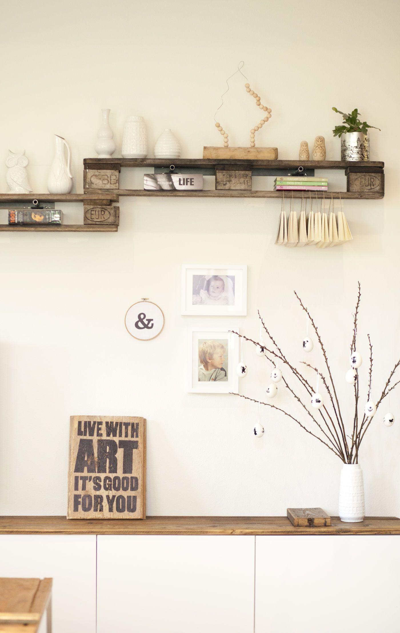 Die Schonsten Ideen Mit Dem Ikea Besta System Regal Aus Paletten