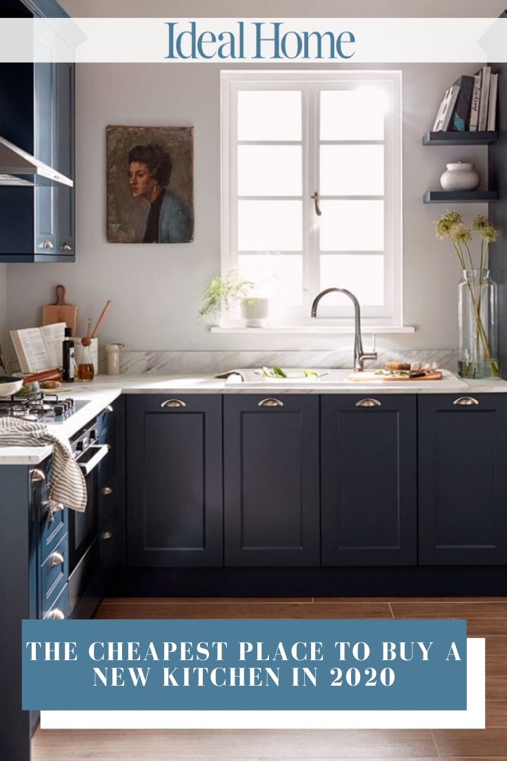This is the cheapest place to buy a new kitchen that's