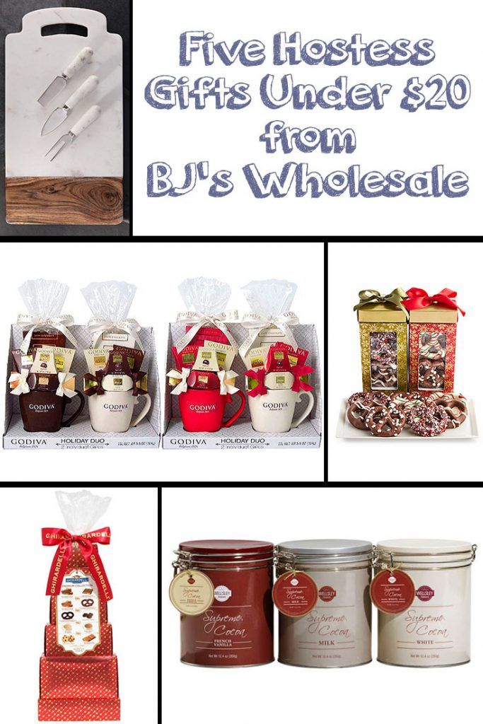 Five Inexpensive Hostess Gift Ideas From Bj S Whole Ad