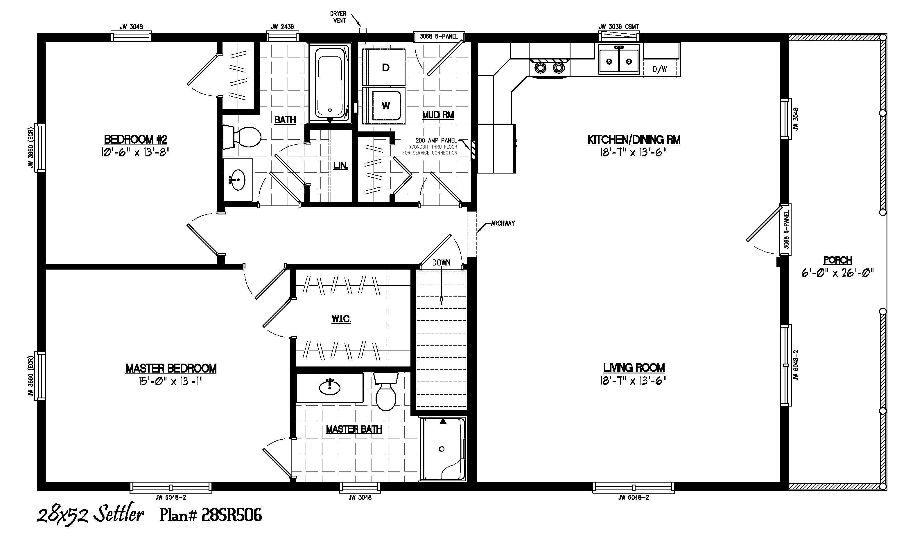 Image result for 24x40 floor plans   Modular floor plans ...