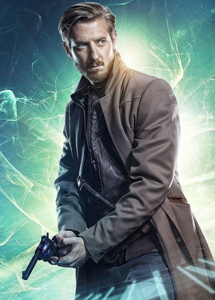"""BuzzFeed: Arthur Darvill's Pretty Much Graduated From Companion To Doctor On """"Legends Of Tomorrow"""""""