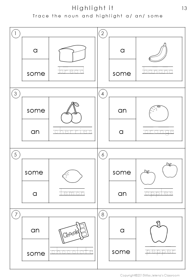 Free Sample A An Some Any Worksheets Free Grammar Worksheet Grammar Worksheets Worksheets [ 1090 x 761 Pixel ]
