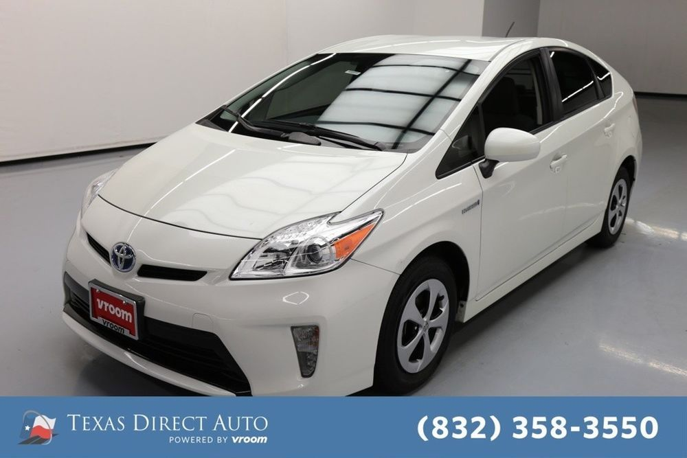 For Sale 2012 Toyota Prius Two 4dr Hatchback Texas Direct Auto