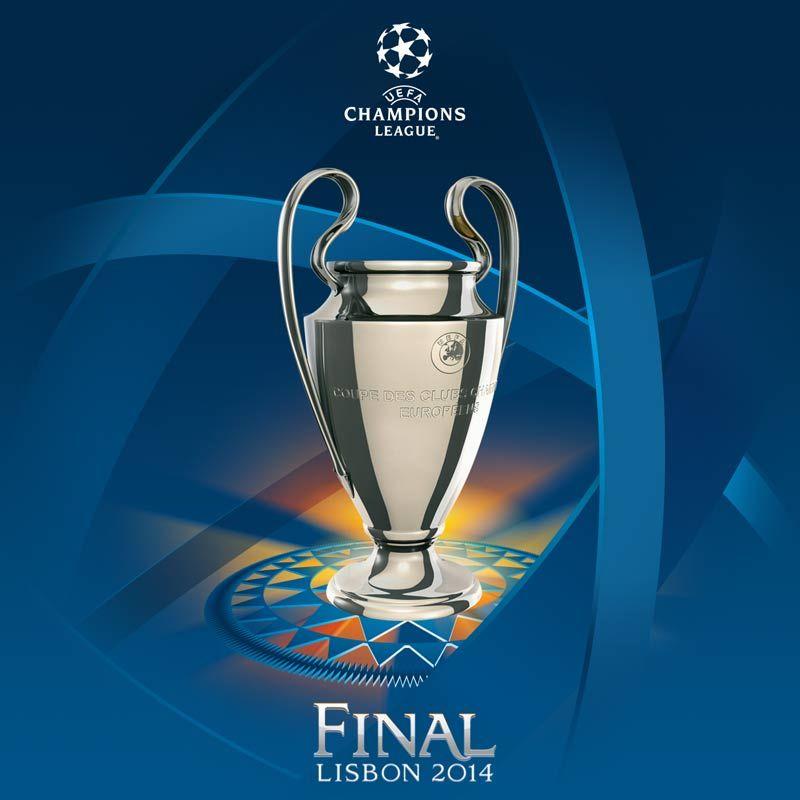 UEFA Champions League Trophy Selfie