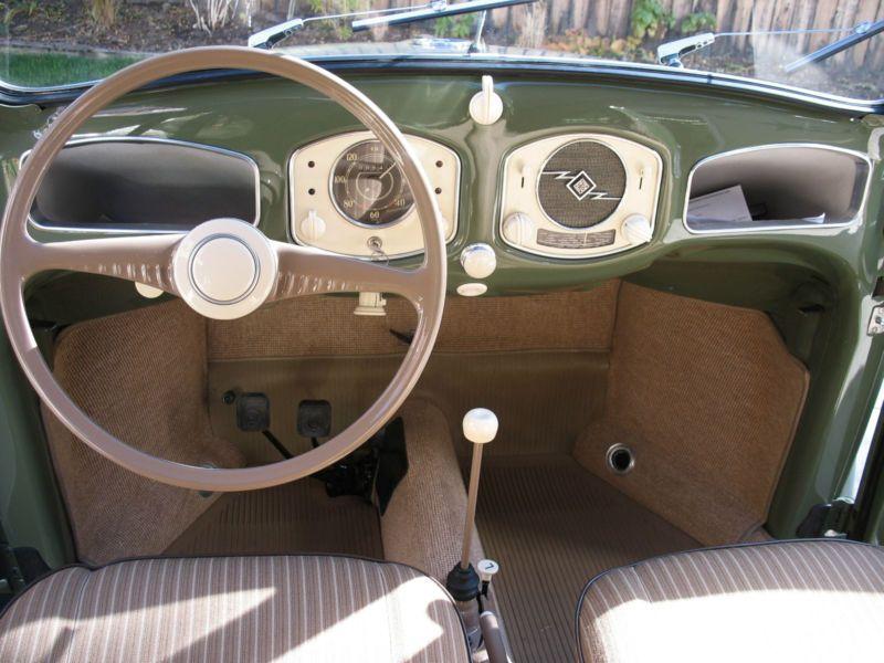 1952 Volkswagen Beetle Classic Coupe In Volkswagen Ebay Motors Volkswagen Beetle Volkswagen Volkswagen Split
