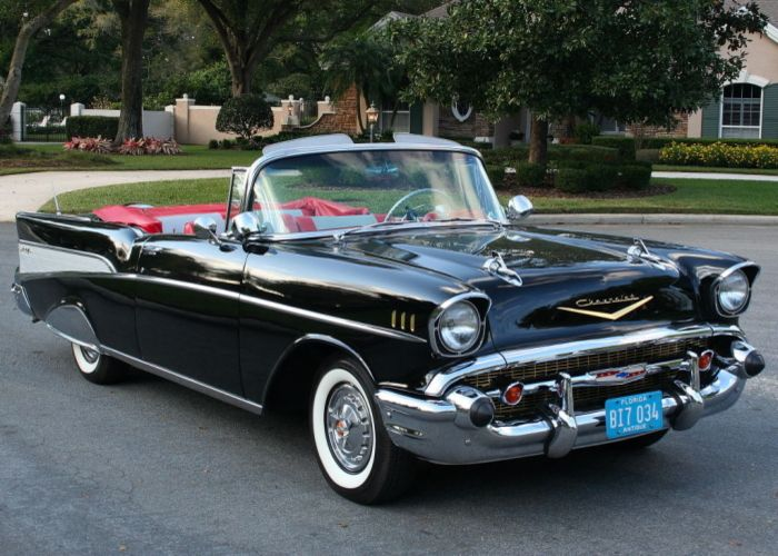 Chevrolet Bel Air for Sale