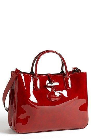 Longchamp  Roseau Box - Medium  Tote  9b00278f2270f