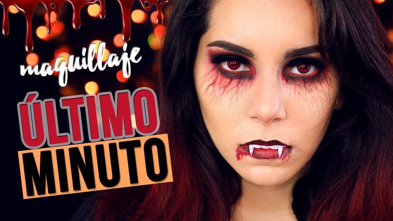 Vampire girl, Vampiresa Halloween SÍGUEME EN YOUTUBE