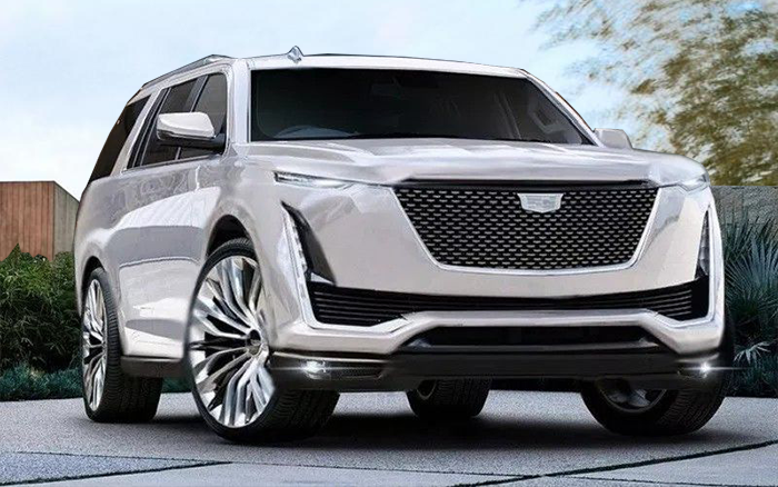The 2020 Cadillac Escalade Spy Shots Release Date Price Our