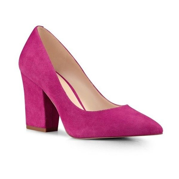cf63d3481d4 Women s Nine West Scheila Pointy Toe Pump ( 89) ❤ liked on Polyvore  featuring shoes