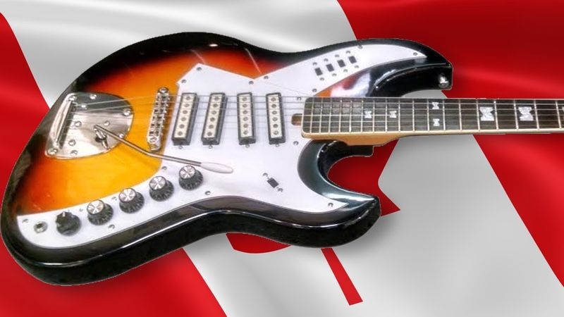 Canada Sale Rare Guitars Vintage Guitars Eastwood Guitars