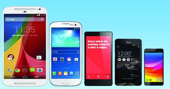 Top 5 Best Android Smartphones Under 15000 INR   Best