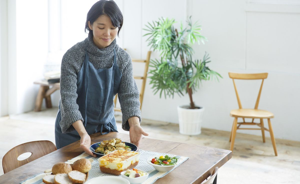 志麻さんに聞く 簡単に作れるフランス家庭料理 前編 フランス家庭