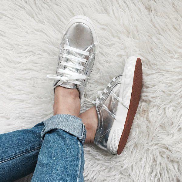 2750 - Classic Blanc | Zapatillas superga, Zapatos negros, Zapatos