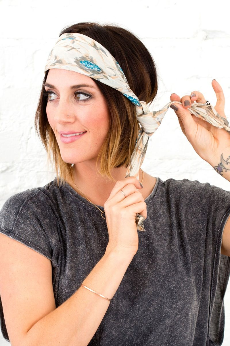 Get festival pretty with this simple accessory hair pinterest
