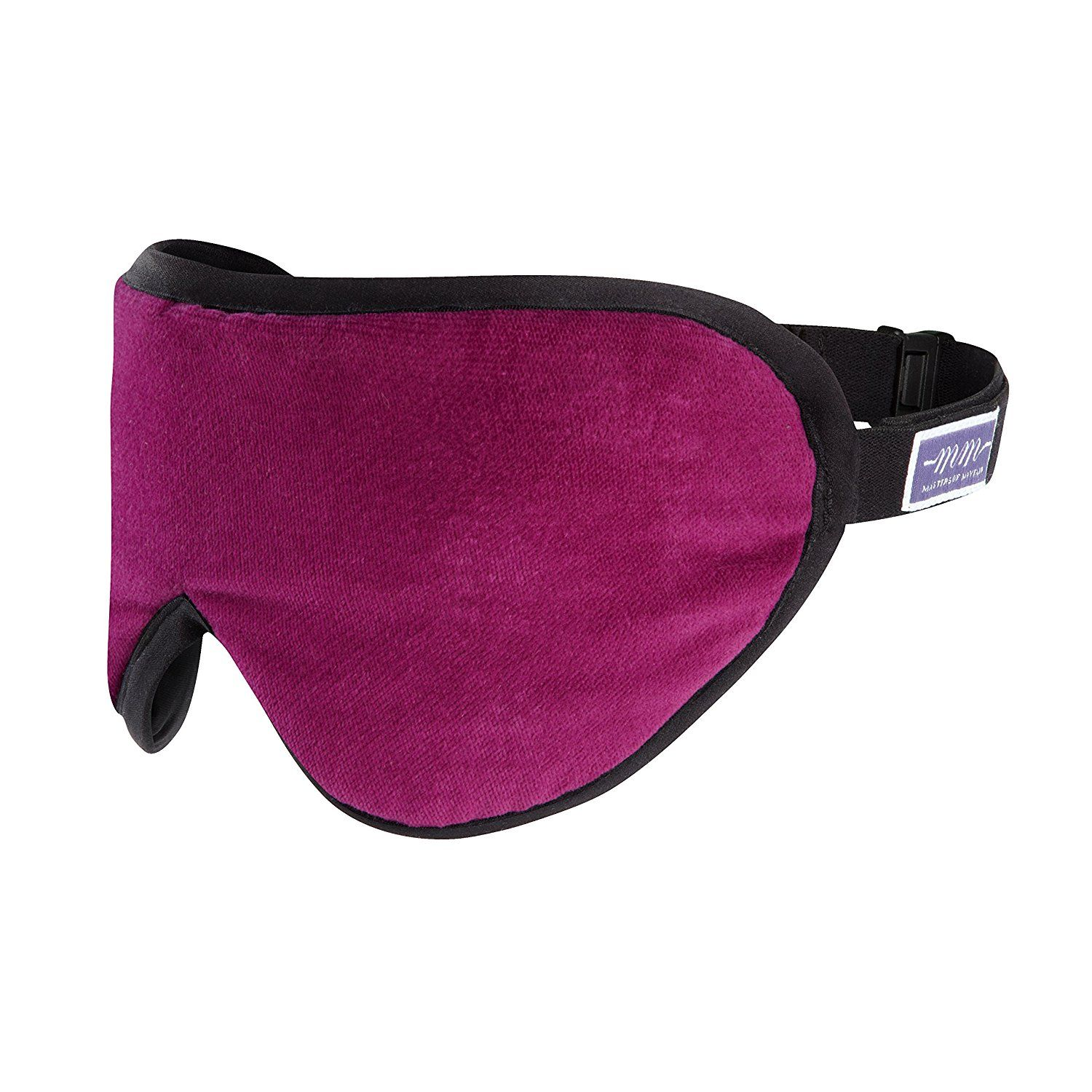 Piccadilly Pink Sleeping Mask Eye Shade by Masters of