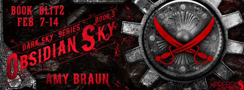 Book-o-Craze: BOOK BLITZ | Obsidian Sky by Amy Braun