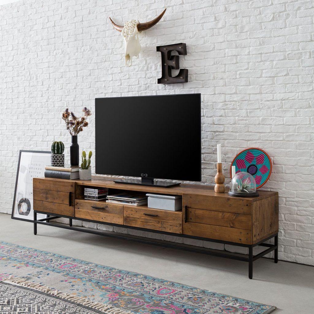 Tv Lowboard Grasby Ii Altholz Pinie Metall Design Um Die Welt Schoner Zu Machen In 2020 Wohnen Wohnzimmereinrichtung Wohnung